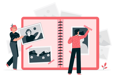 Web-to-Print Photobooks Editor